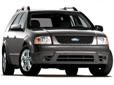 2007 Ford Freestyle   Pricing, Ratings, Expert Review
