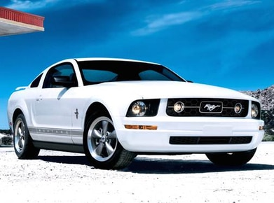 2007 Ford Mustang | Pricing, Ratings, Expert Review | Kelley