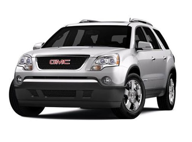 2007 GMC Acadia Prices, Reviews & Pictures | Kelley Blue Book