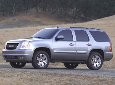 2007 GMC Yukon | Pricing, Ratings, Expert Review | Kelley