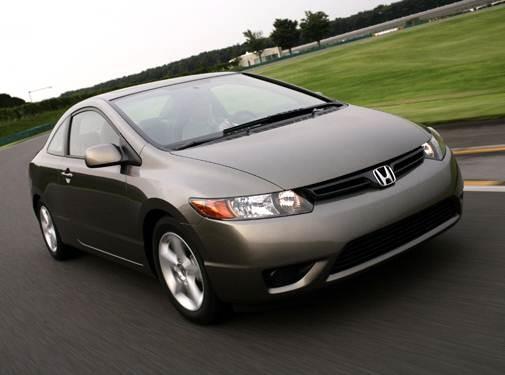 2002 Honda Civic Mpg >> 2007 Honda Civic Pricing Reviews Ratings Kelley Blue Book