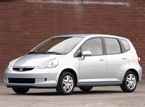Used 2007 Honda Fit Hatchback 4D Pricing | Kelley Blue Book