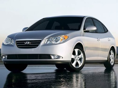 2007 Hyundai Elantra   Pricing, Ratings, Expert Review