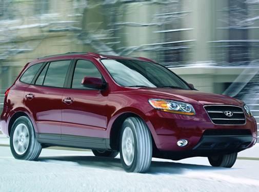 2007 Hyundai Santa Fe   Pricing, Ratings, Expert Review