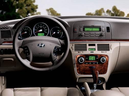 Hyundai Sonata Mpg >> 2007 Hyundai Sonata Pricing Ratings Expert Review
