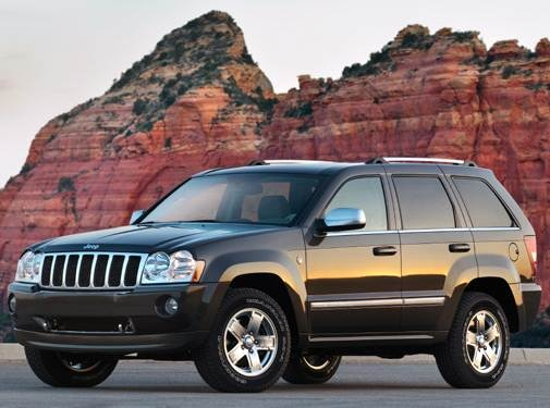 2007 Jeep Grand Cherokee Values Cars For Sale Kelley Blue Book