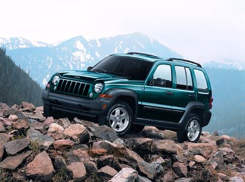 Jeep Liberty Mpg >> 2007 Jeep Liberty Pricing Ratings Expert Review Kelley Blue Book