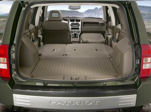 2007 Jeep Patriot | Pricing, Ratings, Expert Review | Kelley