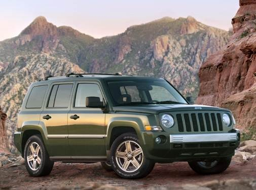 2015 Jeep Patriot Values Nadaguides >> 2007 Jeep Patriot Pricing Ratings Expert Review Kelley Blue Book