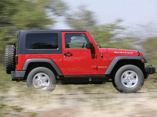 2007 Jeep Wrangler | Pricing, Ratings, Expert Review