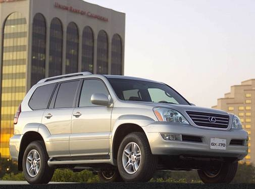 2007 Lexus GX | Pricing, Ratings, Expert Review | Kelley Blue Book
