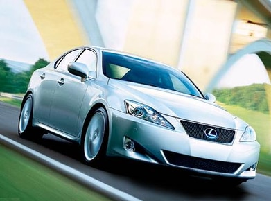 2007 Lexus IS | Pricing, Ratings, Expert Review | Kelley