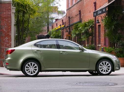 2007 Lexus IS   Pricing, Ratings, Expert Review   Kelley Blue Book