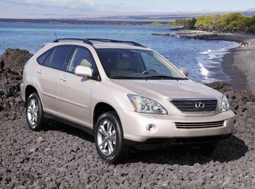 2007 Lexus RX | Pricing, Ratings, Expert Review | Kelley Blue Book