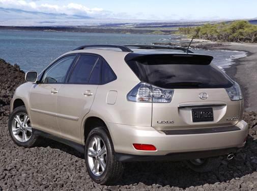 2007 Lexus RX   Pricing, Ratings, Expert Review   Kelley Blue Book