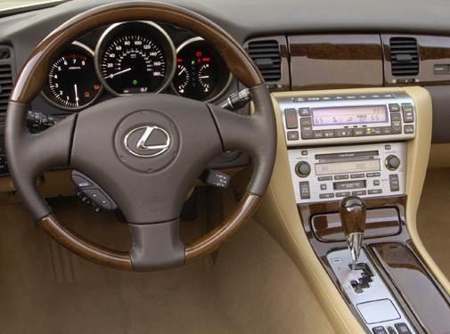 2007 Lexus SC