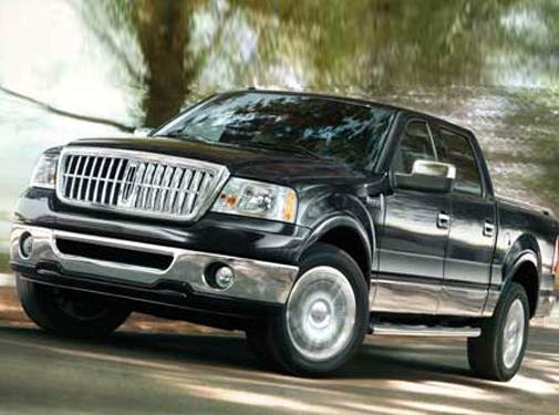 Used 2007 Lincoln Mark Lt Values Cars For Sale Kelley Blue Book