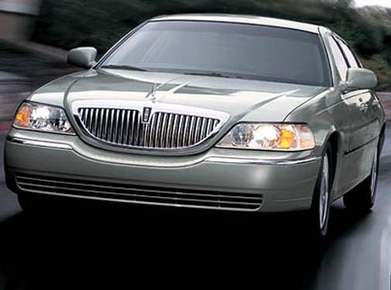Used 2007 Lincoln Town Car Values Cars For Sale Kelley Blue Book