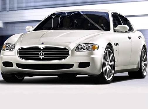 2007 Maserati Quattroporte Prices Reviews Pictures Kelley