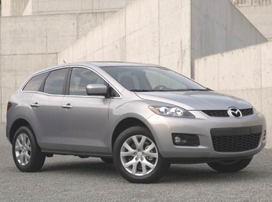 2007 MAZDA CX-7 | Pricing, Ratings, Expert Review | Kelley