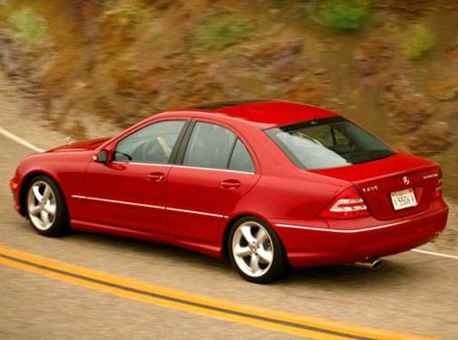 2007 Mercedes-Benz C-Class | Pricing, Ratings, Expert Review