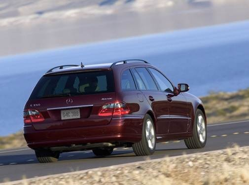 2007 Mercedes-Benz E-Class | Pricing, Ratings, Expert Review