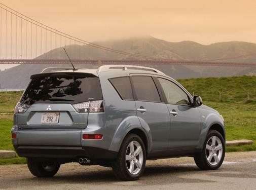 2007 Mitsubishi Outlander | Pricing, Ratings, Expert Review