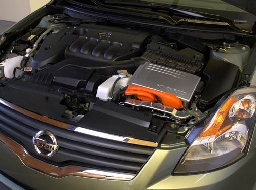 2007 Nissan Altima | Pricing, Ratings, Expert Review