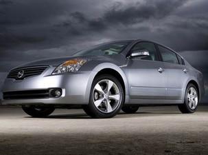 Used 2007 Nissan Altima 2 5 S Sedan 4d Prices Kelley Blue Book