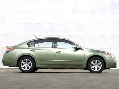 2007 Nissan Altima | Pricing, Ratings, Expert Review | Kelley Blue Book