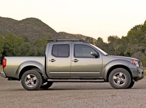 2007 Nissan Frontier Crew Cab | Pricing, Ratings, Expert