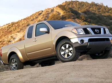 2007 Nissan Frontier King Cab | Pricing, Ratings, Expert