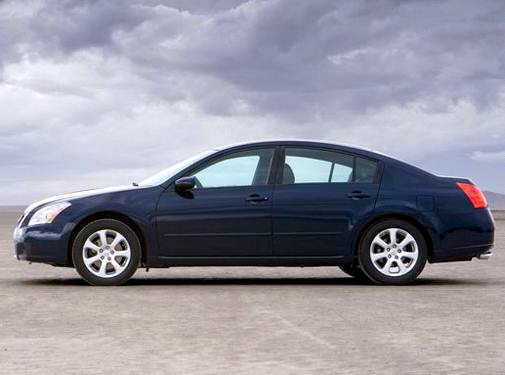 07 Nissan Maxima >> 2007 Nissan Maxima Pricing Ratings Expert Review Kelley Blue Book