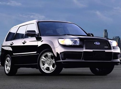 2007 Subaru Forester | Pricing, Ratings, Expert Review