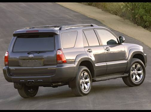2007 Toyota 4runner For Sale By Owner