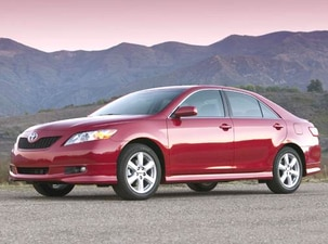 2007 Toyota Camry Values Cars For Sale Kelley Blue Book