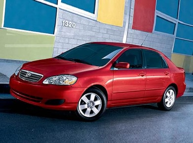 2007 Toyota Corolla Pricing Ratings Expert Review Kelley Blue Book