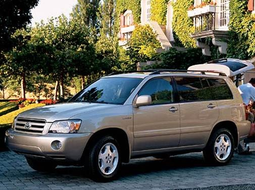 2007 Toyota Highlander | Pricing, Ratings, Expert Review