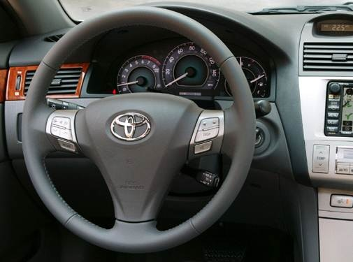2007 Toyota Solara | Pricing, Ratings, Expert Review