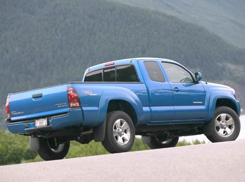 Used 2007 Toyota Tacoma Access Cab Prerunner Pickup 4d 6 Ft Prices Kelley Blue Book