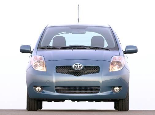 2007 Toyota Yaris | Pricing, Ratings, Expert Review | Kelley