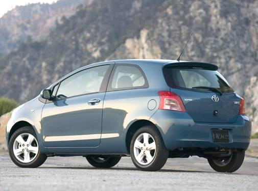 2007 Toyota Yaris Values Cars For Sale Kelley Blue Book