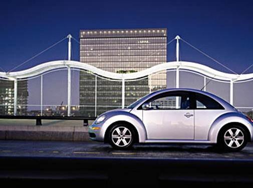 2007 Volkswagen New Beetle Pricing Ratings Expert Review Kelley Blue Book