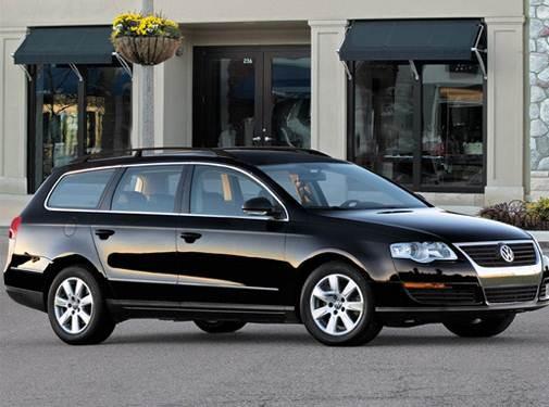 2007 Volkswagen Passat | Pricing, Ratings, Expert Review | Kelley