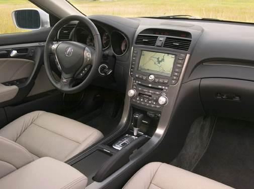 Used 2008 Acura Tl 3 2 Sedan 4d Prices Kelley Blue Book