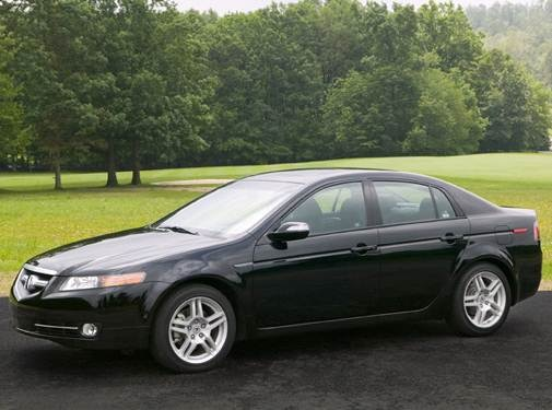 2008 Acura Tl Values Cars For Sale Kelley Blue Book