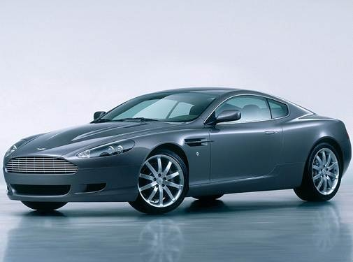 2008 Aston Martin Db9 Values Cars For Sale Kelley Blue Book