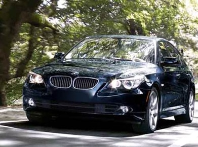 2008 Bmw 5 Series Pricing Ratings Expert Review Kelley Blue Book