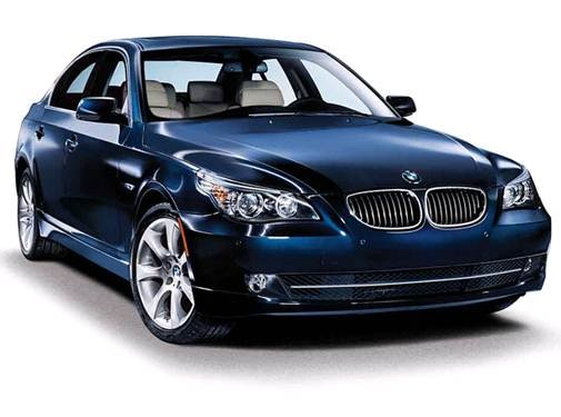 2008 Bmw 5 Series Prices Reviews Pictures Kelley Blue Book