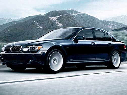 2008 Bmw 7 Series Values Cars For Sale Kelley Blue Book